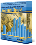 Account Xpress - Personal Finance Software